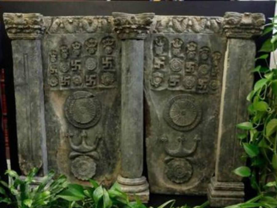 پاکستان کواسکا چوری شدہ تاریخی فن پارہ واپس مل گیا