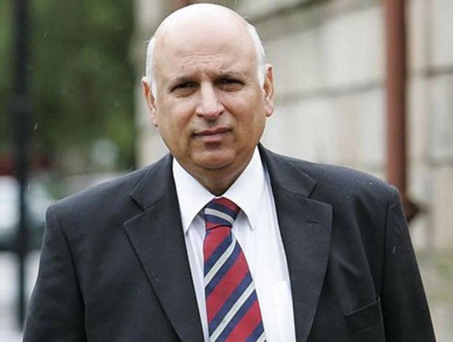 عمران خان کی تسلی کام کر گئی، چوہدری سرور نے دورہ برطانیہ منسوخ کر دیا
