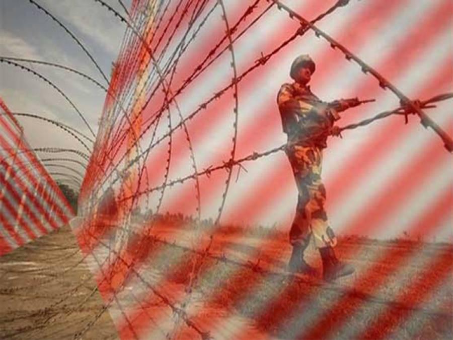 بھارت کی نئی شرارت، پاکستانی سرحد کیساتھ مزید 45 لیزر والز کی تعمیر کا منصوبہ بنا لیا