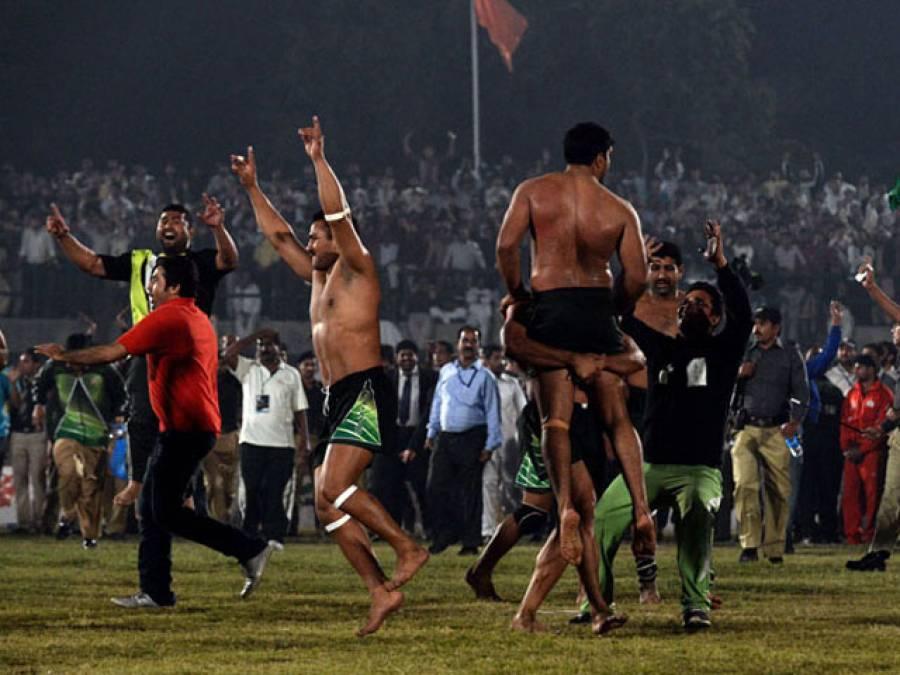 ایشیا کبڈی کپ ،پاکستانی ہائی کمیشن نے بھارتی کبڈی ٹیم کو ویزے جاری کر دیئے