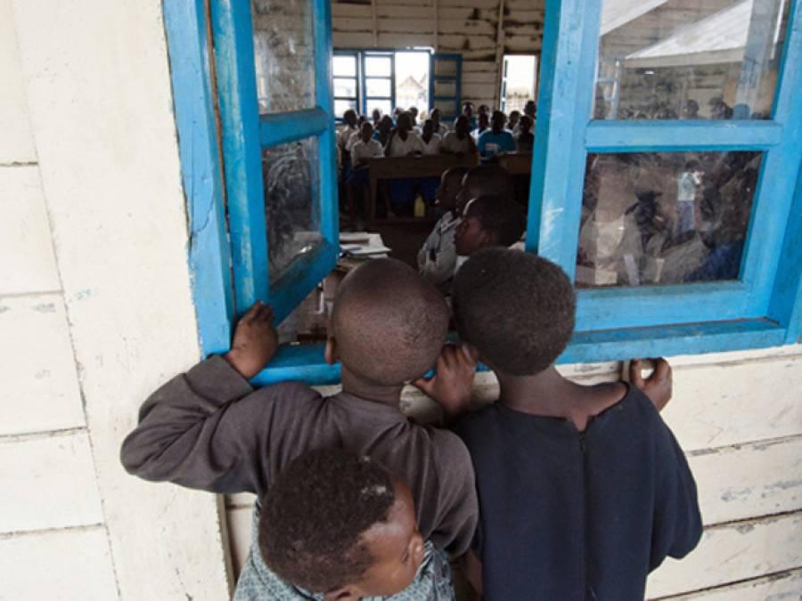 بحران زدہ ممالک کے ساڑھے سات کروڑ بچے سکول نہیں جاتے:اقوام متحدہ