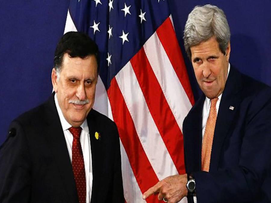 امریکہ سمیت عالمی طاقتوں کا لیبیا کو اسلحہ فراہم کرنے کا فیصلہ