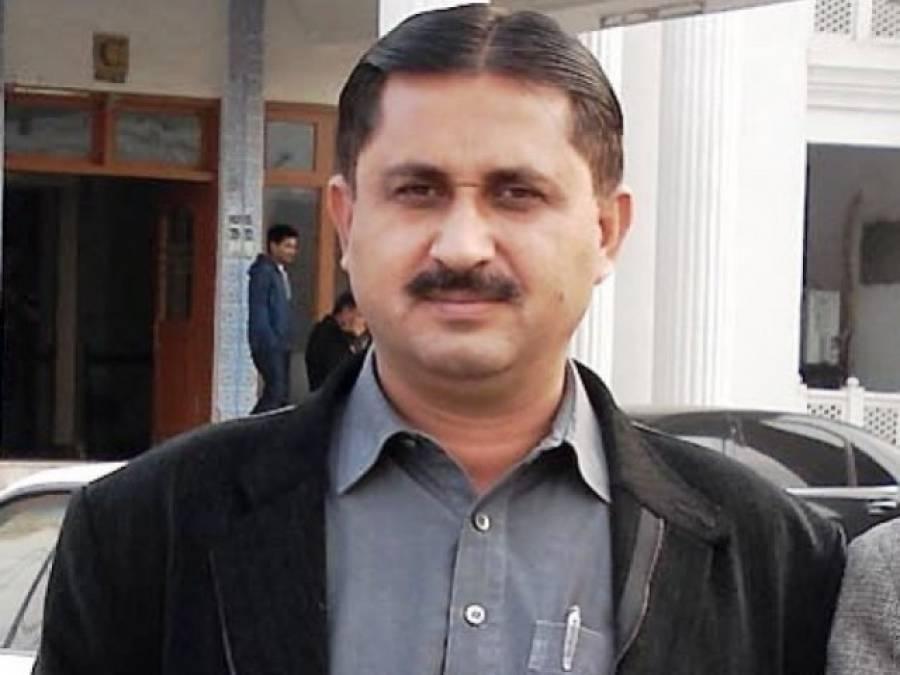 جمشید دستی نے پارٹی رجسٹرڈ کرانے کیلئے الیکشن کمیشن میں درخواست جمع کرادی
