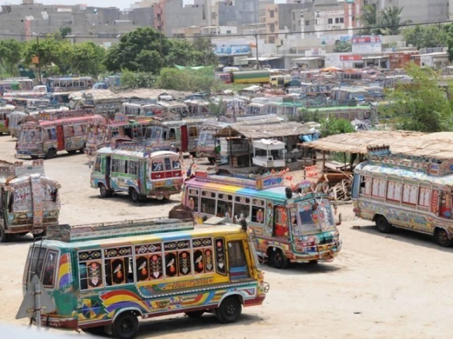 کراچی میں 50فیصد گاڑیاں ان فٹ ہیں ، مالکان رشوت دیکر فٹنس سرٹیفکیٹ لیتے ہیں : ڈی آئی جی ٹریفک