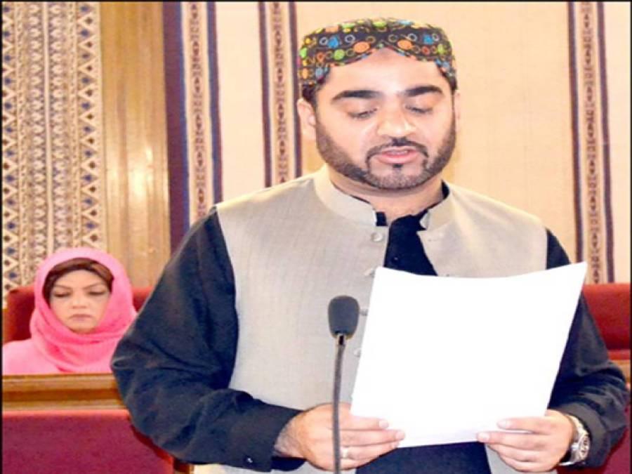 سابق مشیر خزانہ بلوچستان کی 12 روزہ حفاظتی ضمانت منظور