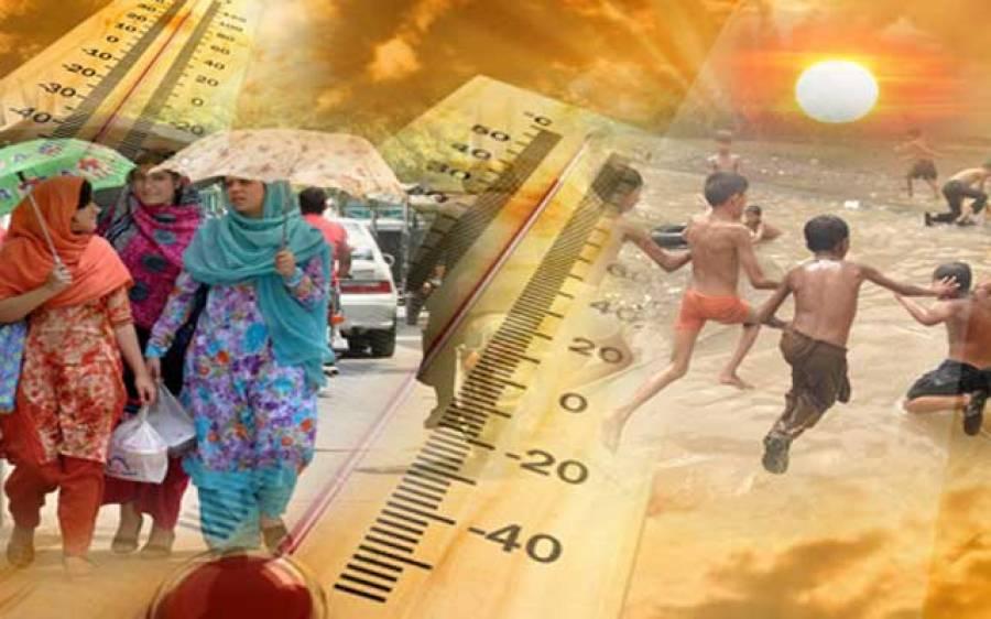 لاڑکانہ میں پارہ 49، نوابشاہ اورسکھر سمیت دیگر شہروں میں بھی سورج سوا نیزے پرآگیا