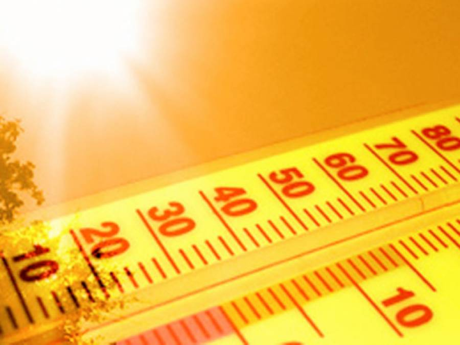 آسمان سے برستی آگ نے شہریوں کو بے حال کر دیا ،لاڑکانہ میں سب سے زیادہ درجہ حرارت 51ڈگری ریکارڈ کیا گیا