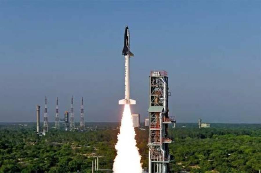 بھارت نے ماڈل خلائی شٹل کا کامیاب تجربہ کر لیا،مودی کی سائنسدانوں کو مبارکباد: بھارتی میڈیا