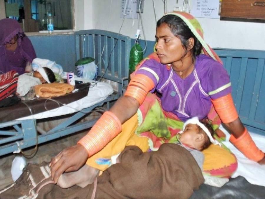 سول ہسپتال مٹھی میں غذائی قلت کے باعث مزید 2بچے دم توڑ گئے
