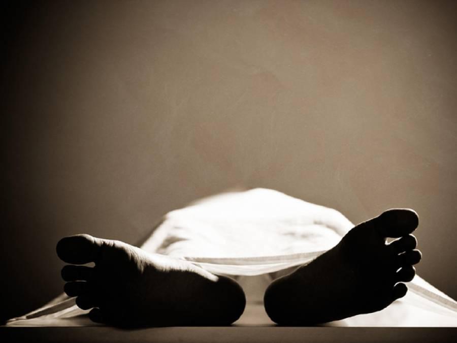 نشترکالونی: بیوی کو چھریوں سے زخمی کر کے بھاگنے والے رکشا ڈرائیور کی لاش برآمد