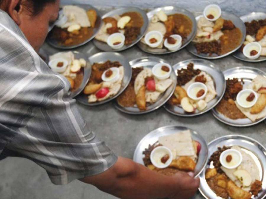 محکمہ جیل خانہ نے سحر اور افطار کیلئے رمضان فنڈ مانگ لیا