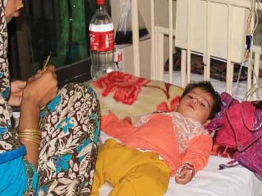 بنوں میں خسرہ سے ایک اور بچی دم توڑ گئی ، تین روز میں ہلاکتوں کی تعداد 4ہو گئی