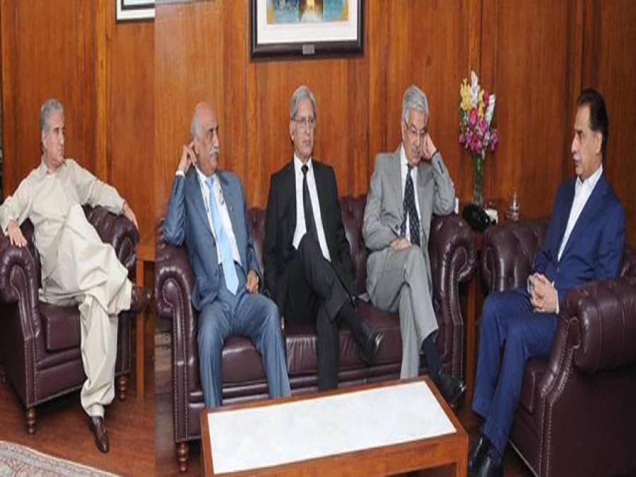 ٹی او آرز کیلئے پارلیمانی کمیٹی کے قیام کا نوٹیفکیشن جاری، پہلا اجلاس کل شام 4 بجے طلب