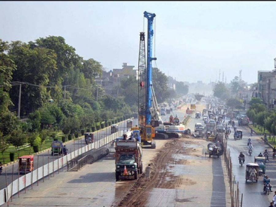 پنجاب اسمبلی میں اورنج ٹرین منصوبے کے حق میں قرارداد منظور