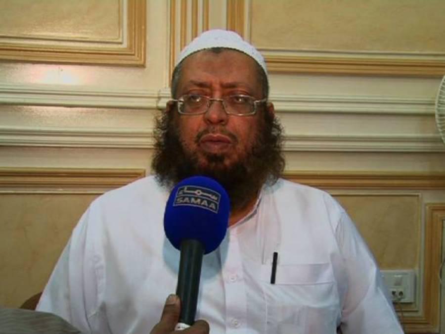 ڈرون حملوں پر اوباما کا حاکمانہ بیان افسوسناک اور لمحہ فکریہ ہے : مفتی محمدنعیم