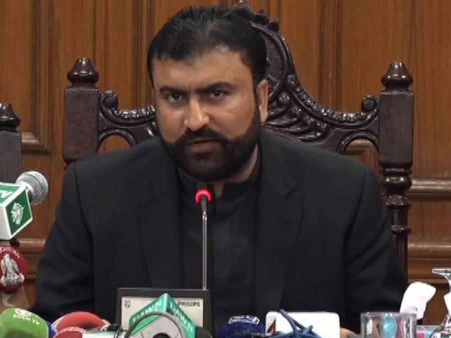 صوبائی وزیرداخلہ کی کوئٹہ میں بم دھماکے کی مذمت، آخری دہشت گرد کے خاتمے تک انکا پیچھا کیا جائے گا:، میر سرفراز بگٹی