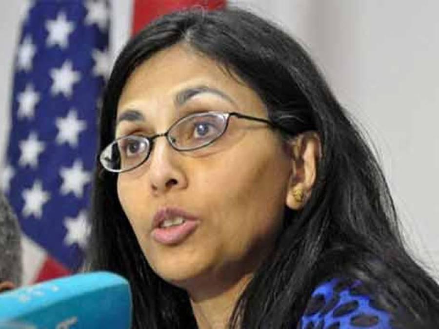 ایرانی بندرگاہ چا بہار میں بھارتی سرمایہ کاری ایران پر عالمی پابندیوں کی خلاف ورزی ہے: امریکی نائب سیکریٹری آف سٹیٹ برائے جنوبی ایشیانشا ڈسائی