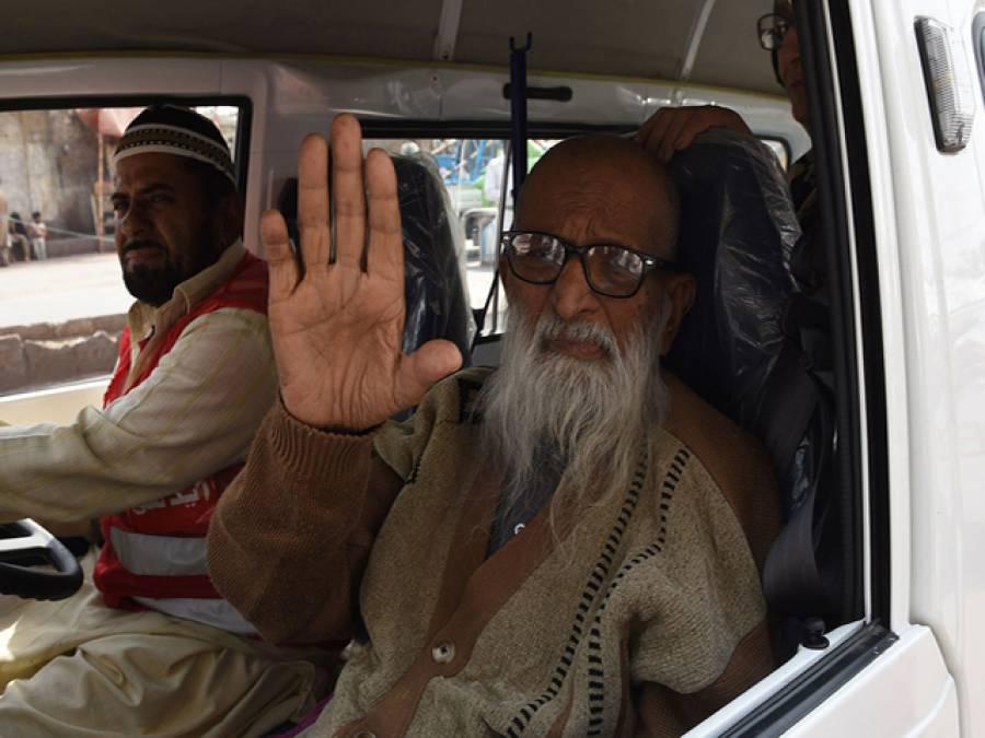 انسانی حقوق کمیشن کا عبدالستار ایدھی کو ایوارڈ دینے کا فیصلہ