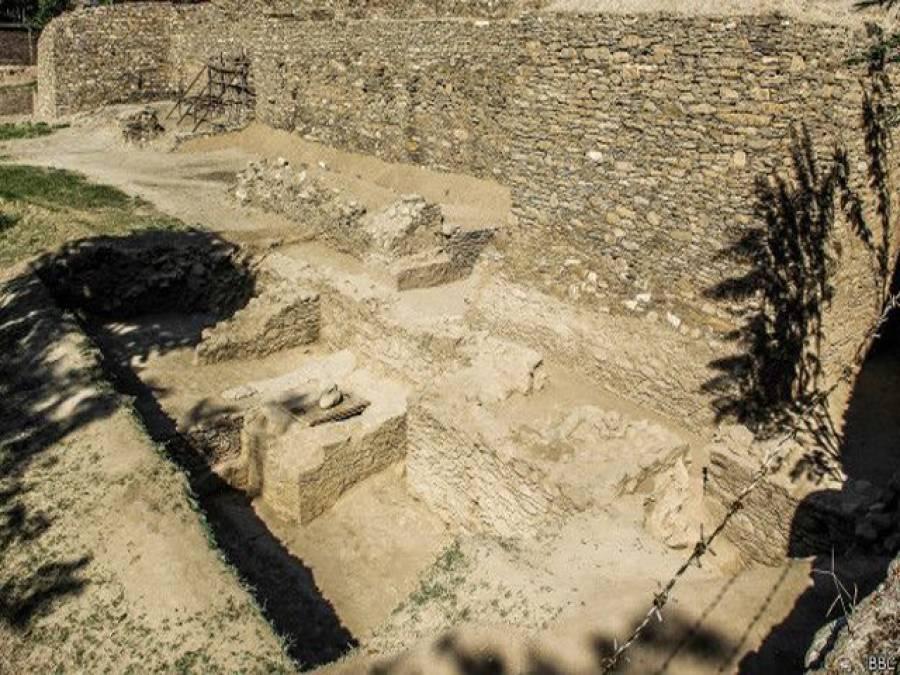 سوات میں 2000 سال پرانے یونانی شہر کے آثار دریافت