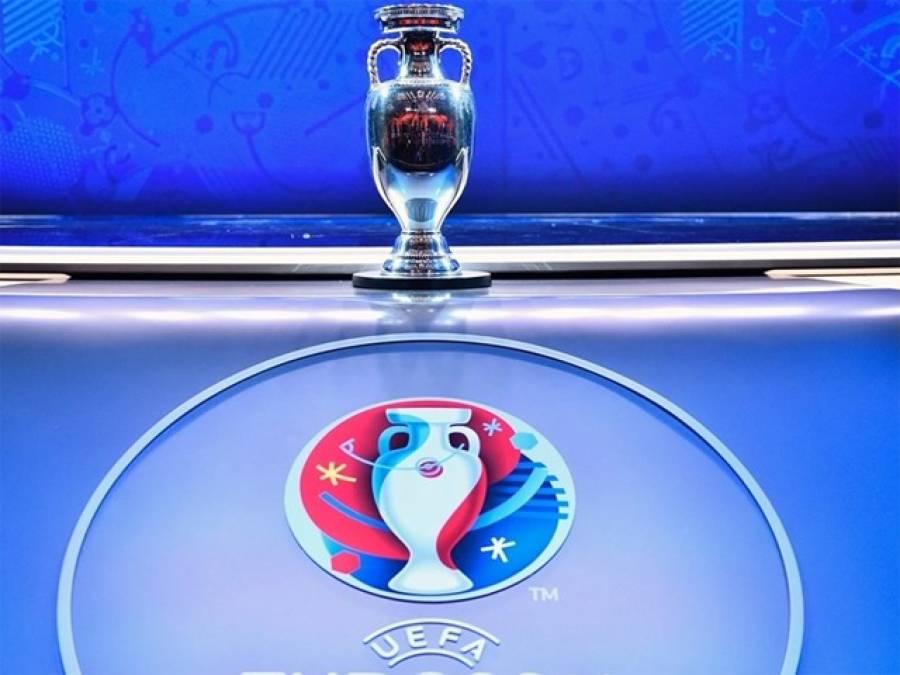 یورو کپ ،کواٹر فائنل کا مرحلہ مکمل،پہلا سیمی فائنل 6اور دوسرا 7جولائی کو کھیلا جائے گا