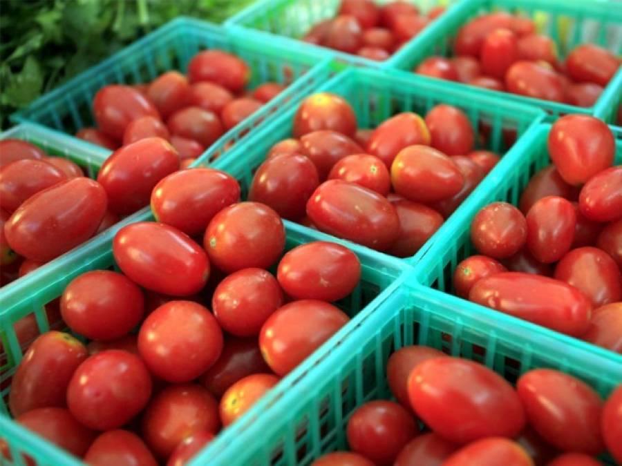 عید قریب آتے ہی سبزیوں کی قیمتوں کو پر لگ گئے، ٹماٹر180 روپے فی کلو ہوگیا