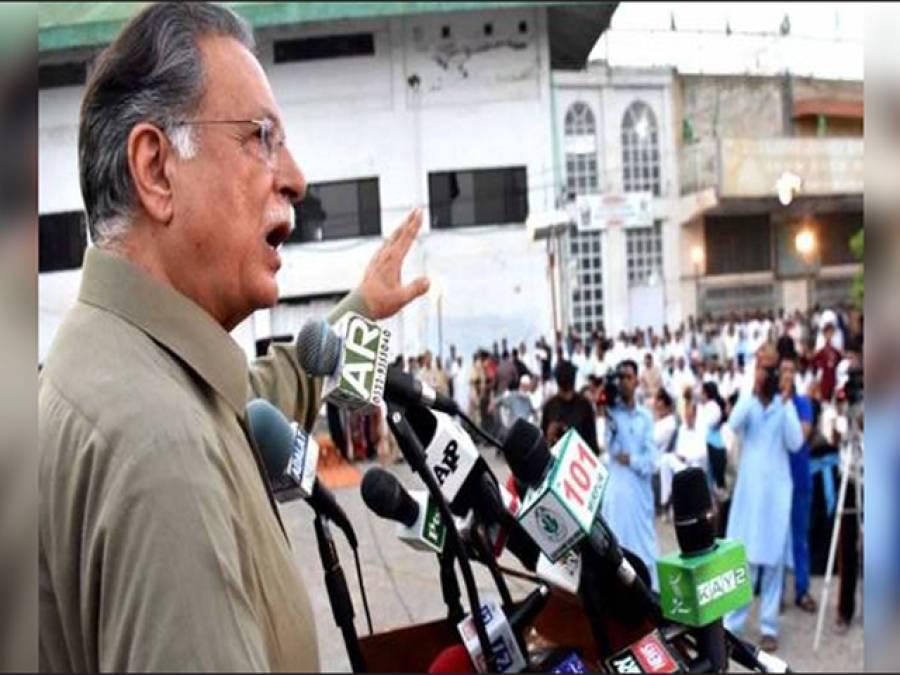 کشمیری عوام لندن کے الیکشن میں صادق خان کی مخالفت کرنے والوں کو مسترد کردے: پرویز رشید