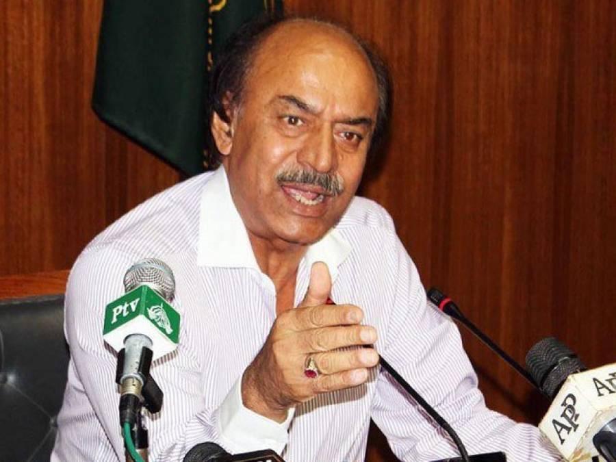 ایک وفاقی وزیر ہمیں گالیاں دے کر چلا جاتا ہے، حکومت عید پر لوڈشیڈنگ نہ کرے: نثار کھوڑو