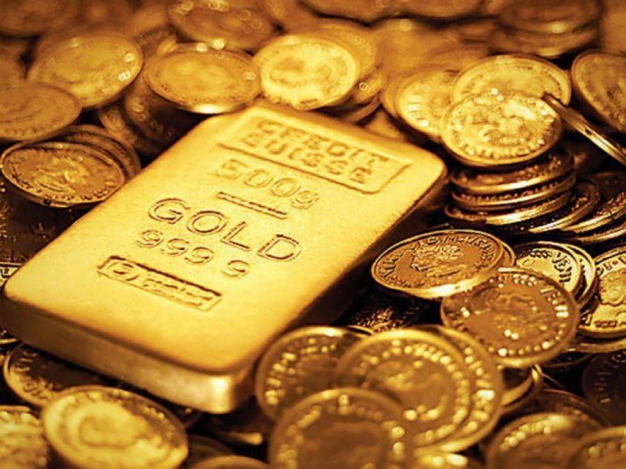 سونے کی فی تولہ قیمت میں 399 روپے کا اضافہ ، 53 ہزار 33 روپے کا 12 گرام ہوگیا