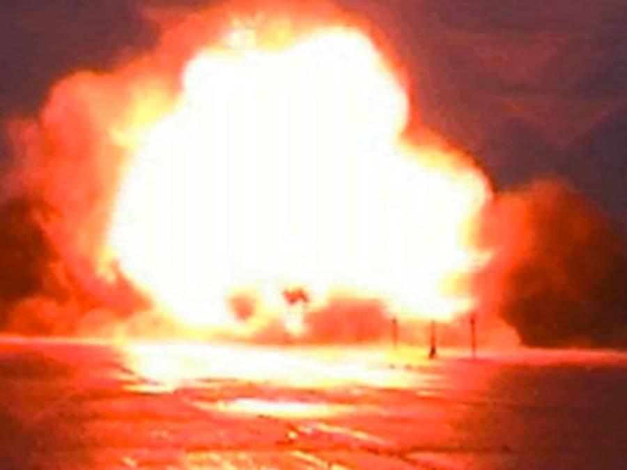 سعودی عرب کے مشرقی شہر قطیف میں بھی مسجد کے قریب خود کش دھماکہ ،شہادتوں کا خدشہ