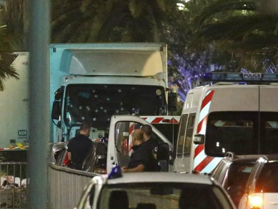 نیس میں ٹرک دہشتگردی، حملہ آور ڈپریشن کا مریض تھا، پراسیکیوٹر جنرل: ہماری کارروائی ہے: داعش