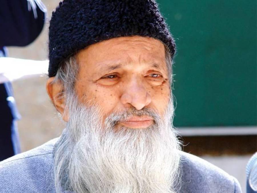 عبدالستار ایدھی کے تمام اہل خانہ نے بعدازمرگ اپنے جسم کے اعضا عطیہ کر دیئے