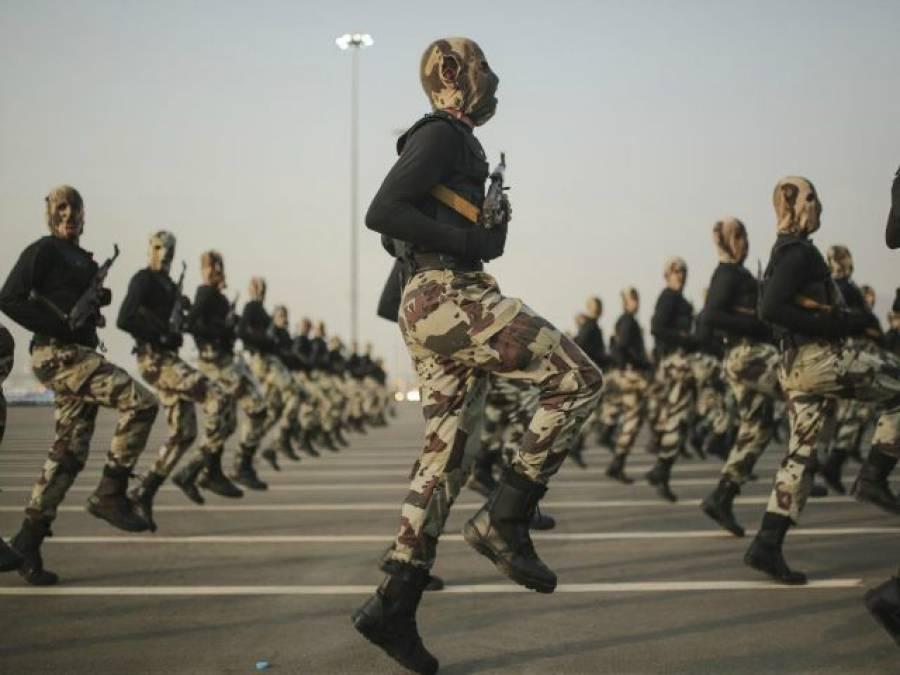 سعودی فوجی نے ساتھیوں کی زندگیاں بچانے کے لئے اپنی جان کا نذرانہ پیش کر دیا