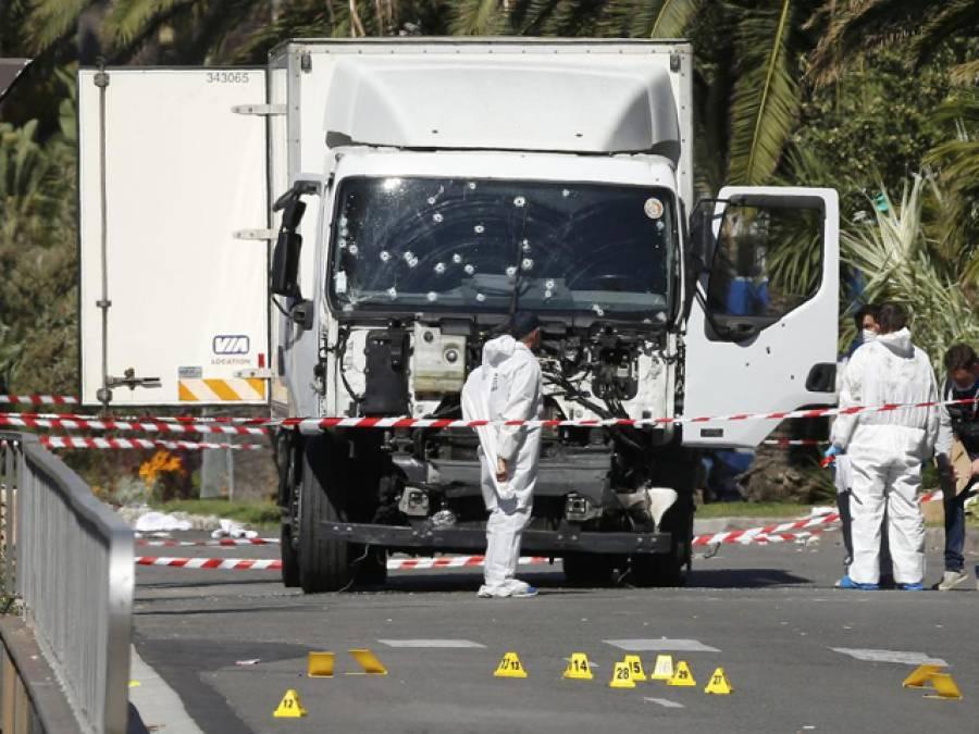 نیس حملہ کے الزام میں خاتون سمیت مزید 2افراد کو گرفتار کر لیا گیا