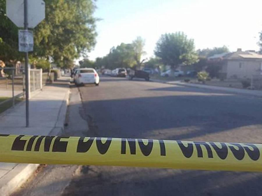 امریکی ریاست کیلیفورنیا میں فائرنگ : 14افراد زخمی ، 2کی حالت تشویشناک