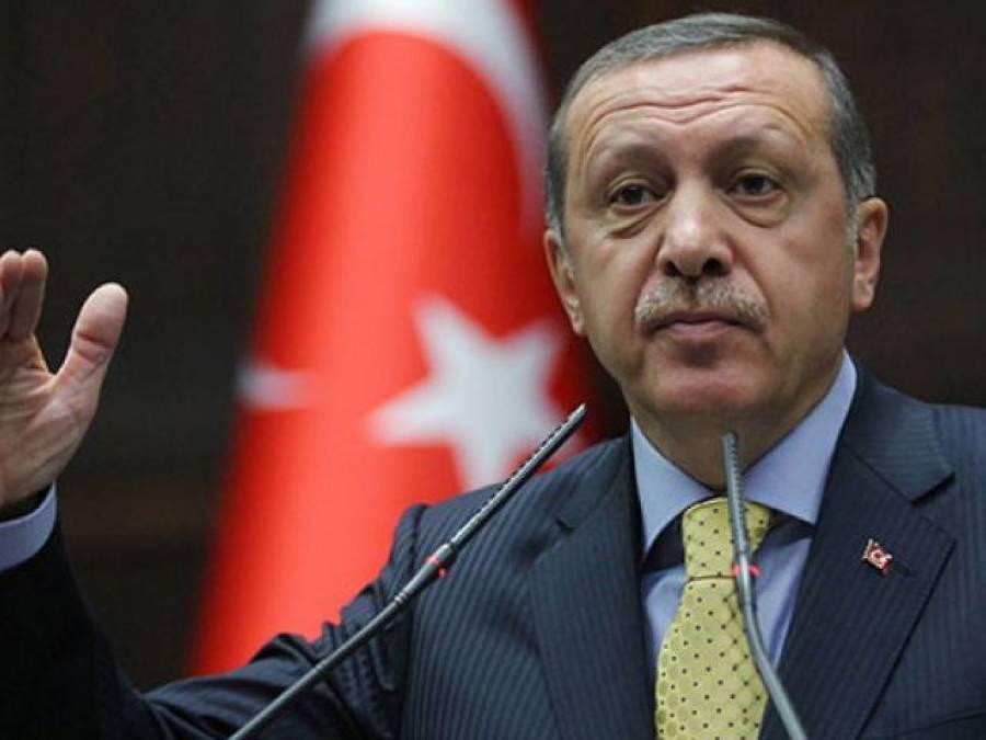 ترک صدر کا اوباما کو فون، امریکہ میں موجود ترک سکالر فتح اللہ گولن کی حوالگی کا مطالبہ