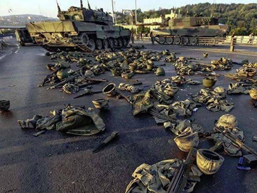 بغاوت کی سازش میں ملوث 6ہزار افراد کو گرفتار کر لیا گیا ،مزید گرفتاریوں کا بھی امکان ہے :ترک وزیر انصاف