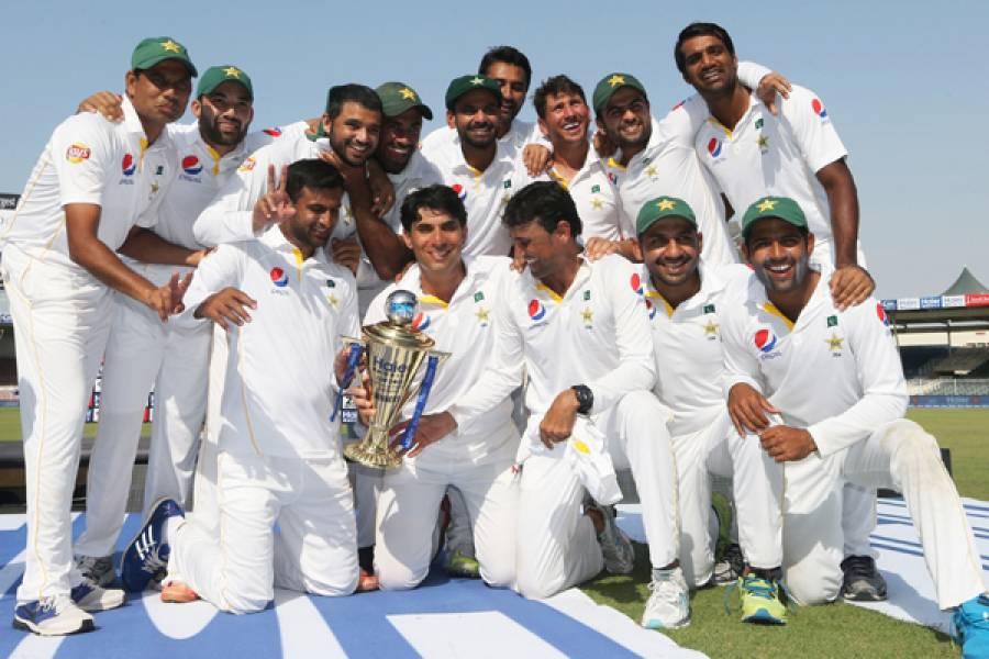پاکستان لارڈز پر سب سے زیادہ ٹیسٹ جیتنے والی ایشیائی ٹیم بن گئی