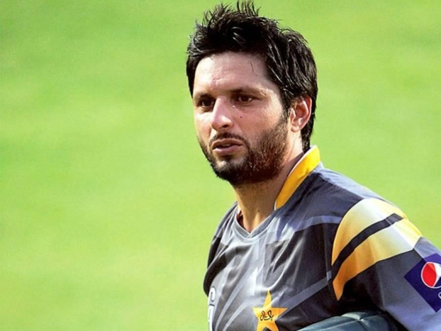 لارڈزٹیسٹ میں پاکستانی ٹیم کی شاندار فتح کے بعد شاہد آفریدی نے اپنا بیان بد ل لیا