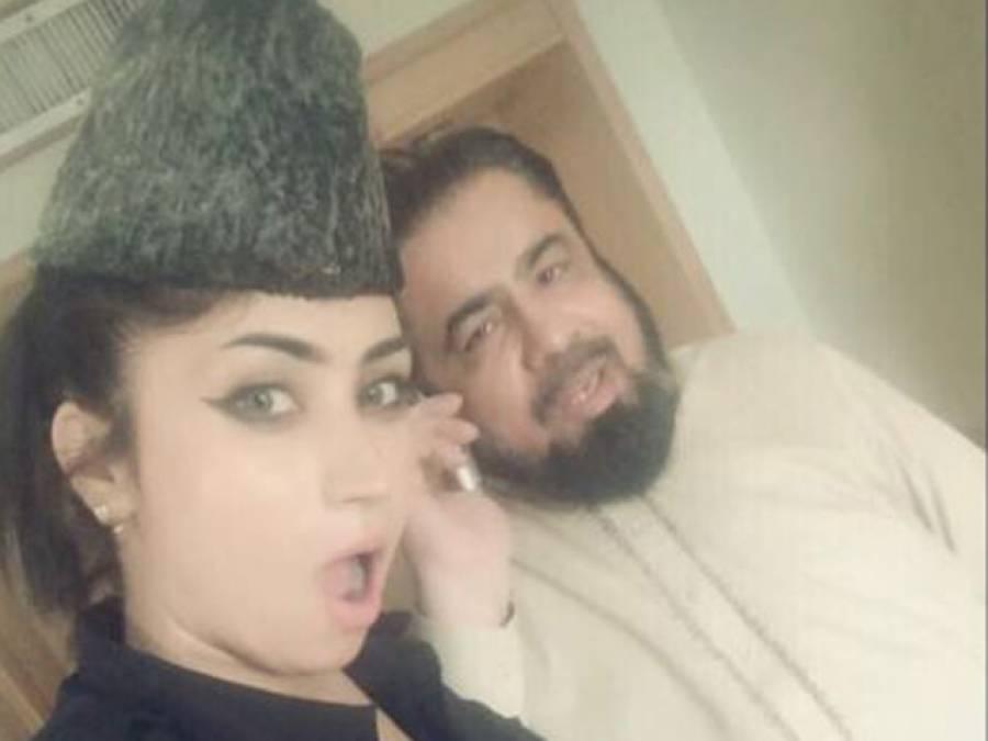 قندیل بلوچ قتل کیس : مفتی عبدالقوی بیان ریکارڈ کرانے کیلئے ملتان پہنچ گئے