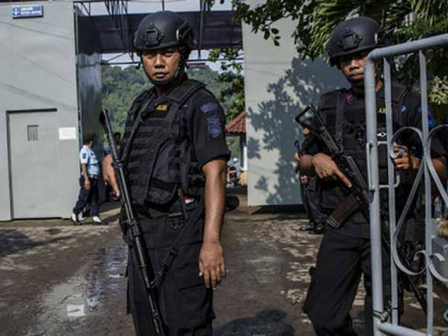 انڈونیشیا حکومت نے 4مجرموں کوسزائے موت دیدی : غیر ملکی میڈیا