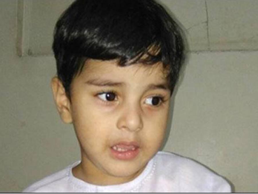 عبداللہ حوالگی کیس: عدالت نے بچے کو نانی کے حوالے کرنے کا حکم دیدیا