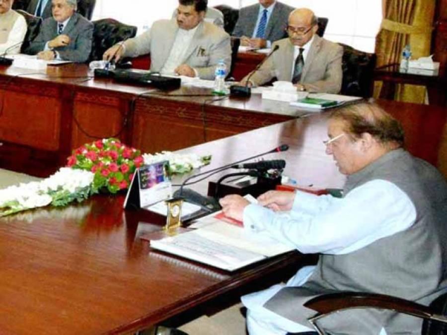 بلوچستان حکومت نے مشترکہ مفادات کونسل کا اجلاس بلانے کیلئے وفاق کو تحریری درخواست دیدی