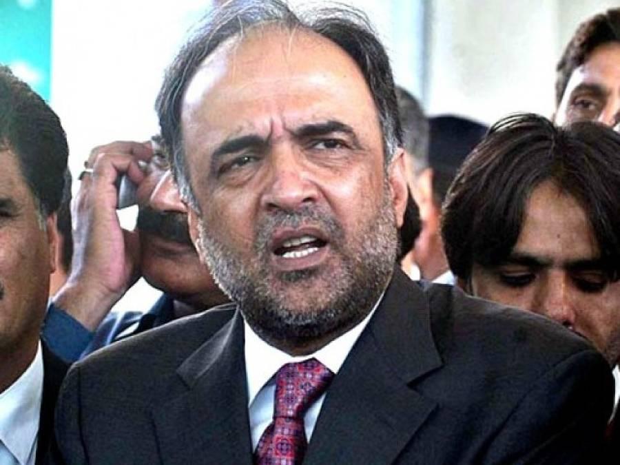 حکومت مخالف تحریک ،عمران خان نے مشاورت نہیں کی : قمر زمان کائرہ