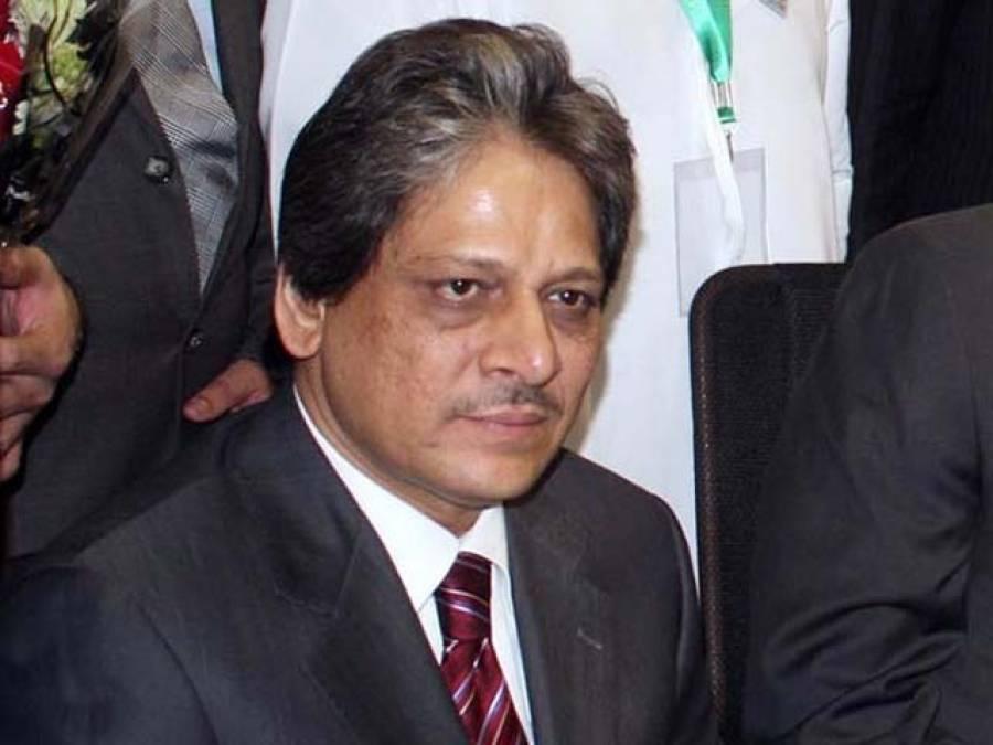 عشرت العباد کی سید مراد علی شاہ کو وزیراعلیٰ منتخب ہونے پر مبارک باد