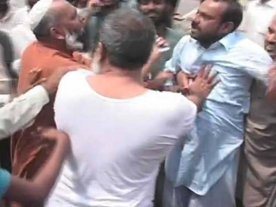 ملتان: لوڈ شیڈنگ سے تنگ شہری سڑکوں پر نکل آئے: پولیس سے جھڑپ