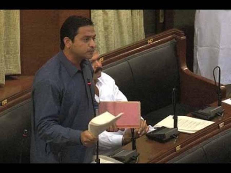 مراد علی شاہ حلف اٹھانے کے بعد سب سے پہلے رینجرز کو اختیارات دیں :خرم شیر زمان