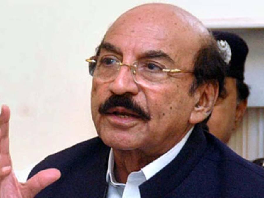 نئے وزیراعلیٰ مراد علی شاہ کیلئے ڈیڑھ سال کا عرصہ بڑا چیلنجنگ ہے:قائم علی شاہ