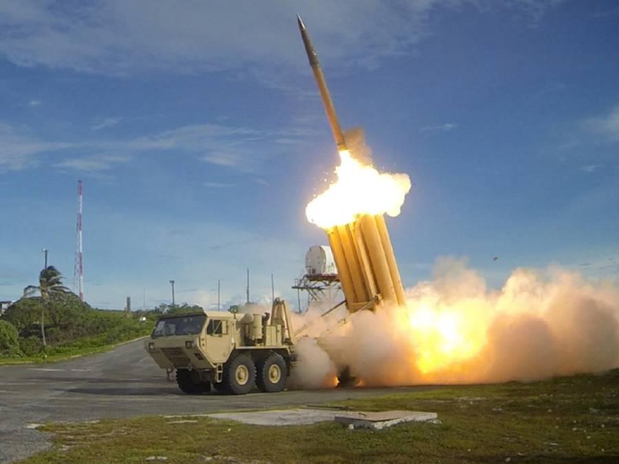 'تمہاری حرکتوں کی وجہ سے ہمیں یہ خطرناک ہتھیار بنانا پڑرہا ہے' چین نے ایسا واضح اعلان کردیا کہ جان کر امریکہ کی پریشانی کی حد نہ رہے گی