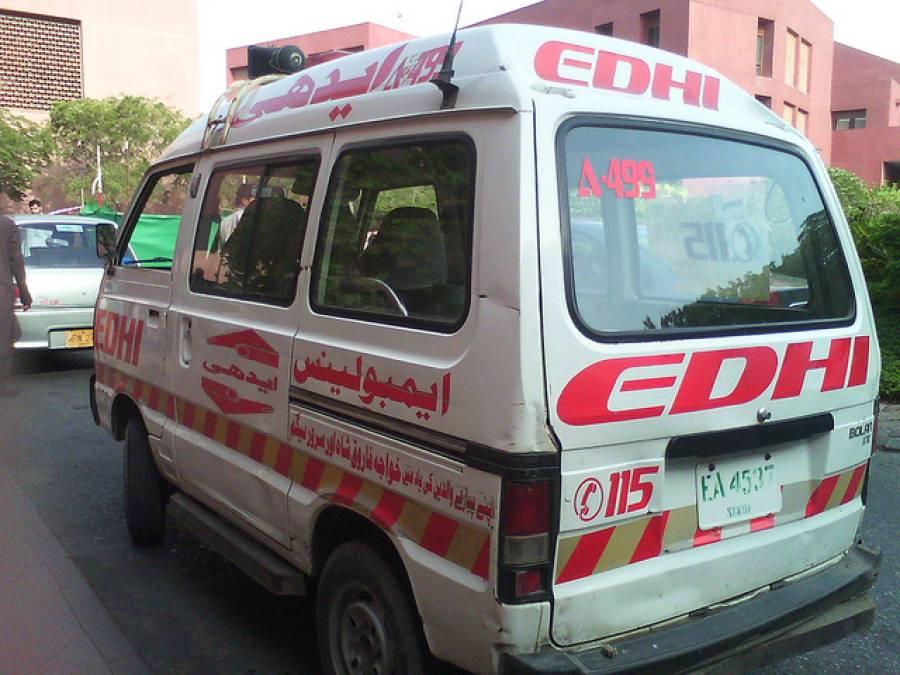کراچی میں ایک گھنٹے کے دوران فائرنگ کے مختلف واقعات میں خاتون سمیت دو افراد جاں بحق
