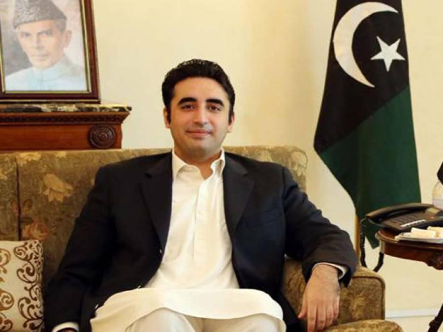 بلاول بھٹو سے وزیراعلیٰ سندھ کی ملاقات:کابینہ کے ناموں پر مشاورت، قائم علی شاہ کو خراج تحسین
